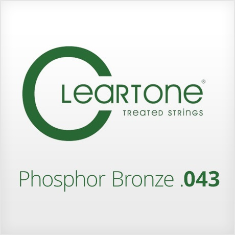 Cleartone Phosphor Bronze .043