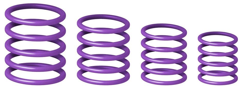 Gravity Ring Pack Power Purple