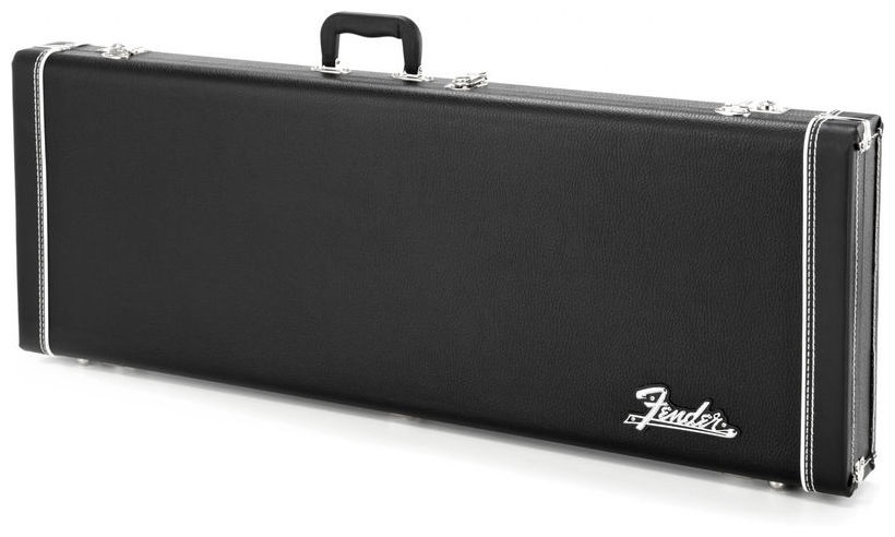 Fender Pro Series Case - Black Strat/Tele