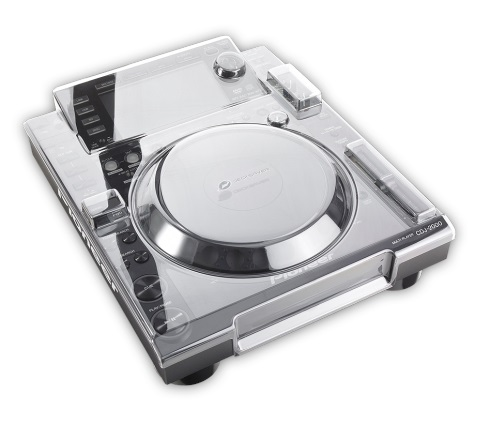 Decksaver Pioneer CDJ-2000 cover/faceplate