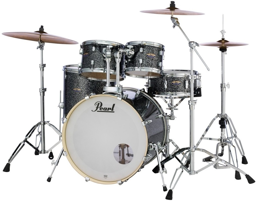 Pearl DMP Decade Slate Galaxy Flake Rock Set