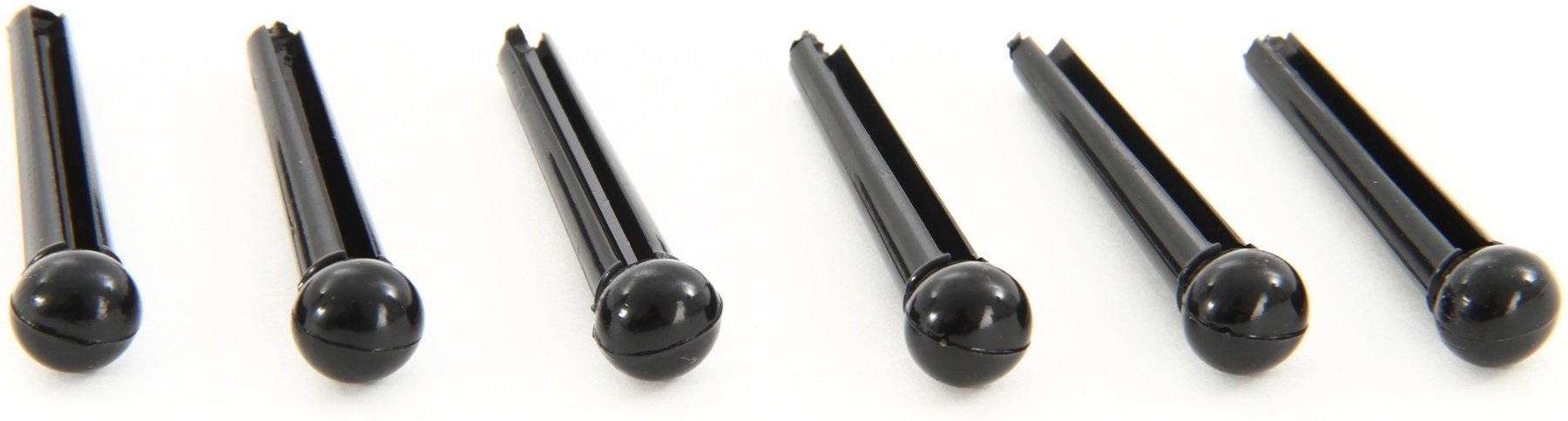 Taylor Bridge Pins Black Plastic