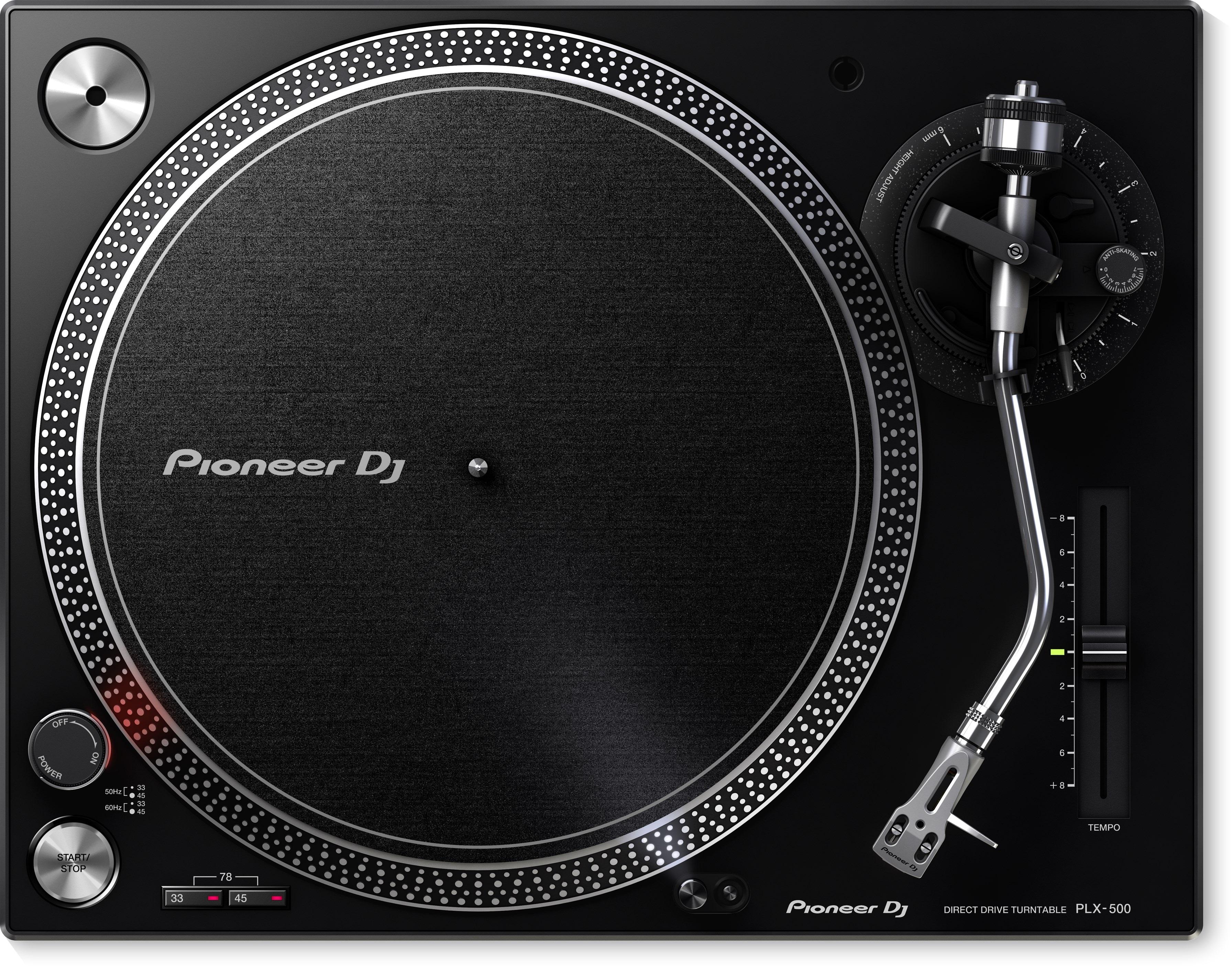 Pioneer PLX-500 BK