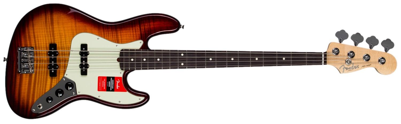 Fender American Professional Jazz Bass FMT ACB