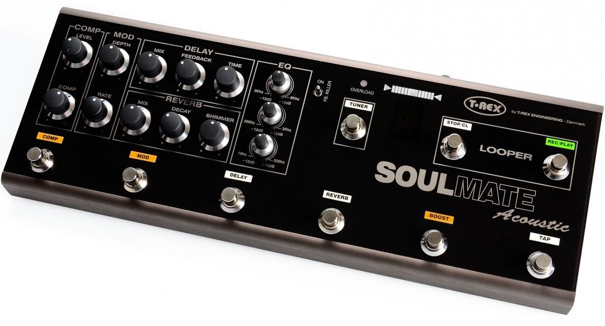 T-Rex Soul Mate Acoustic