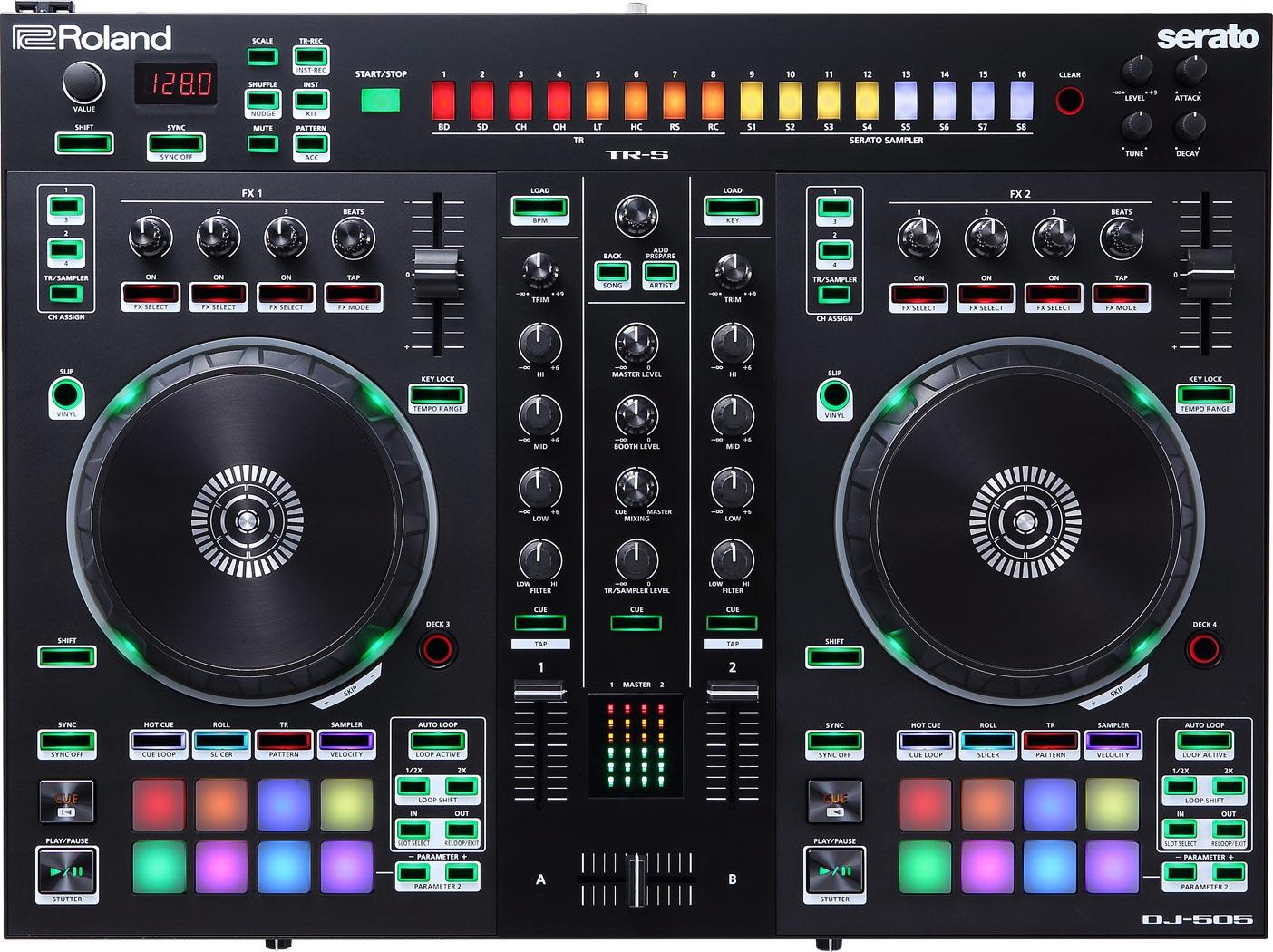 Roland DJ-505 (použité)