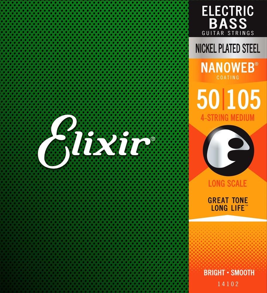 Elixir 14102 Medium, Long Scale