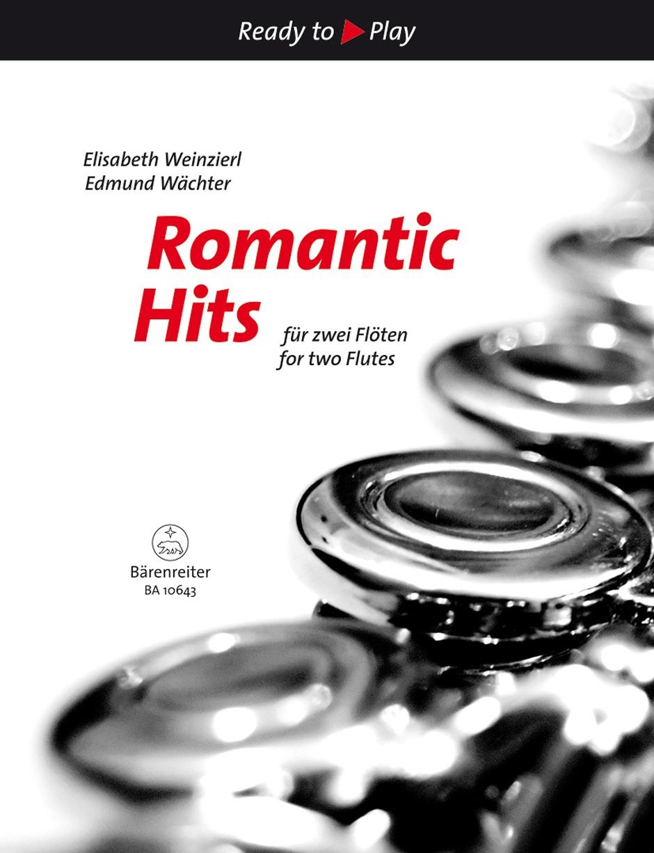 KN Romantické hity pro dvě flétny