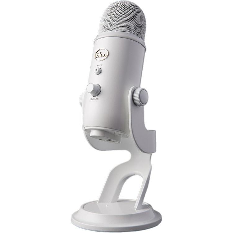 Blue Microphones Yeti White