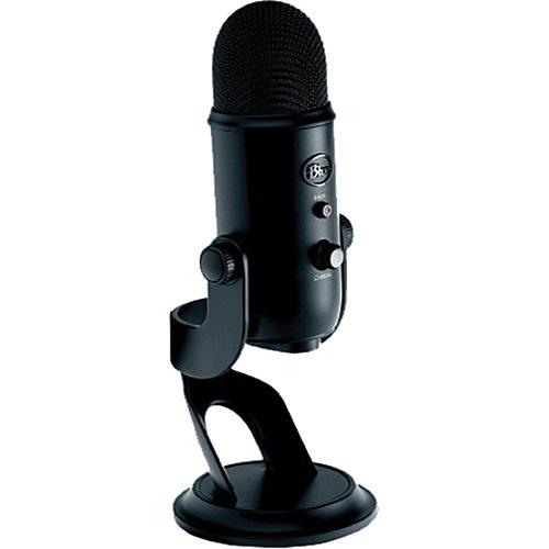 Blue Microphones Yeti Black