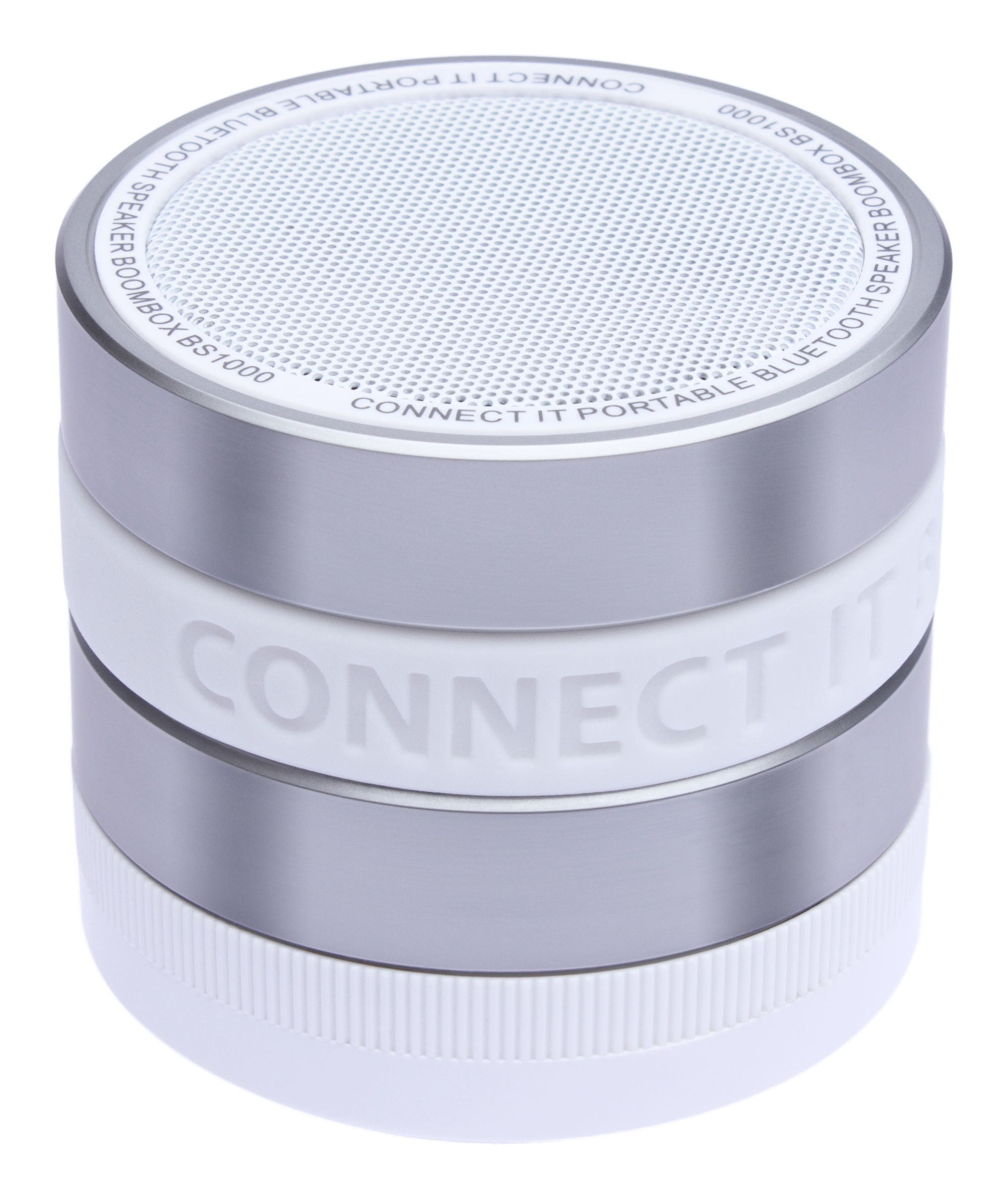 Connect IT BOOM BOX BS1000 SILVER