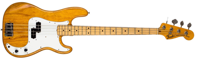 Fender 1974 Precision Bass NAT