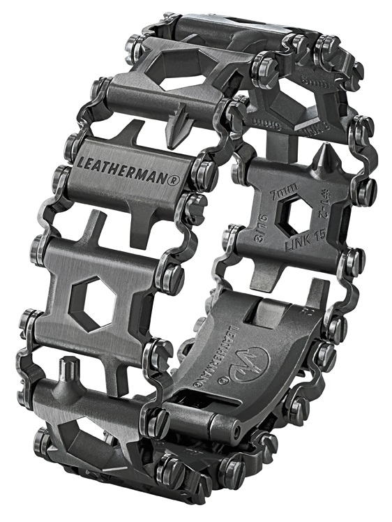 Leatherman TREAD METRIC BLACK