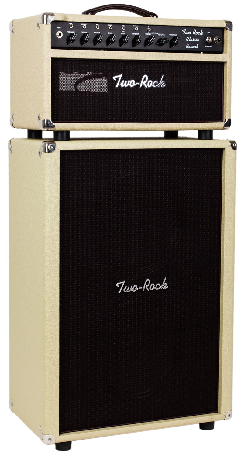 Two-Rock Classic Reverb Head Type 3 + box