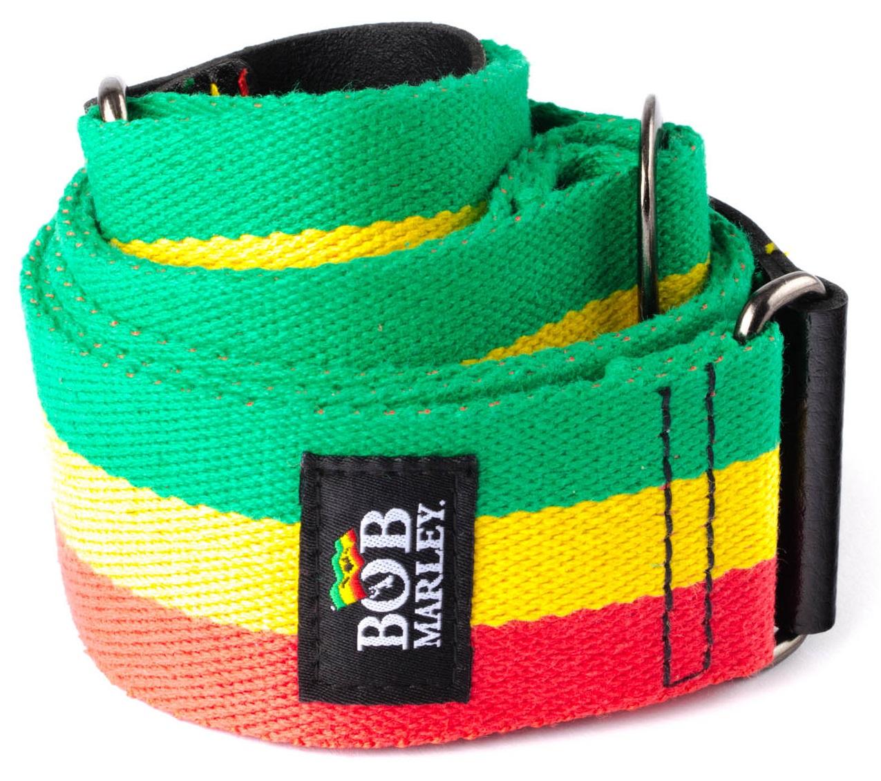 Dunlop Bob Marley Flag Strap