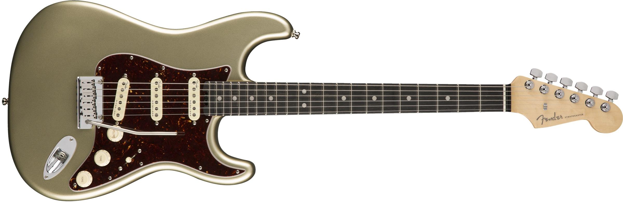 Fender American Elite Stratocaster EB CH