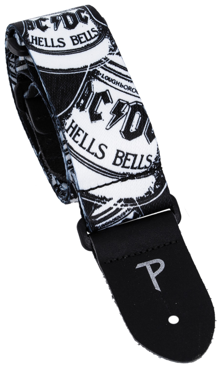Perri's Leathers 8013 AC/DC Hell's Bells