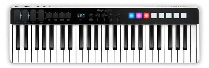 IK Multimedia iRig Keys I/O 49