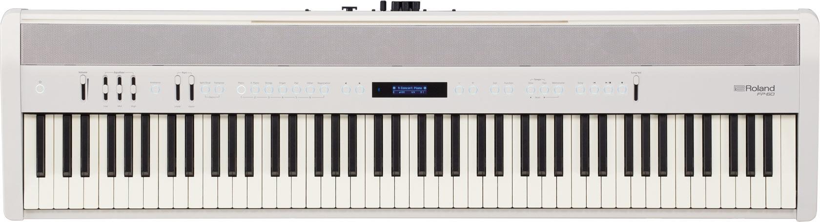 Roland FP-60 WH