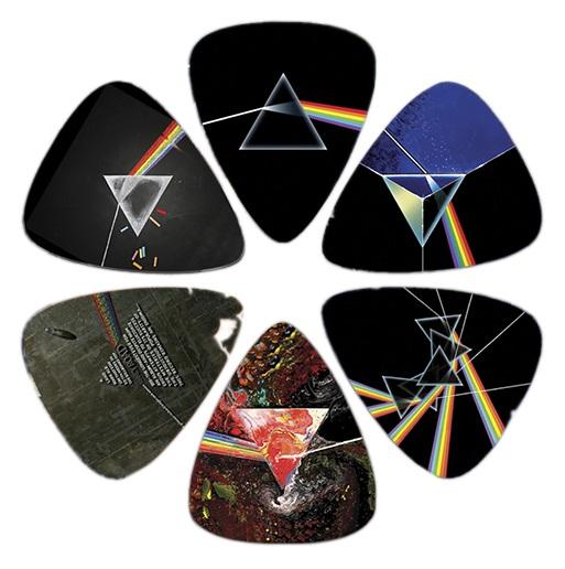 Perri's Leathers Pink Floyd Picks III