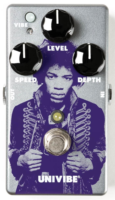 Dunlop JHM7 Jimi Hendrix Univibe