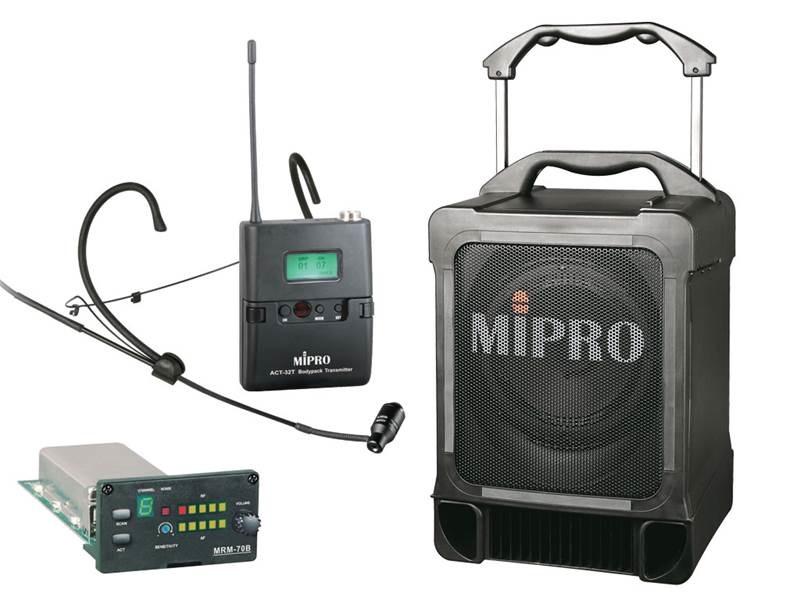 MIPRO MA-707 Set 3