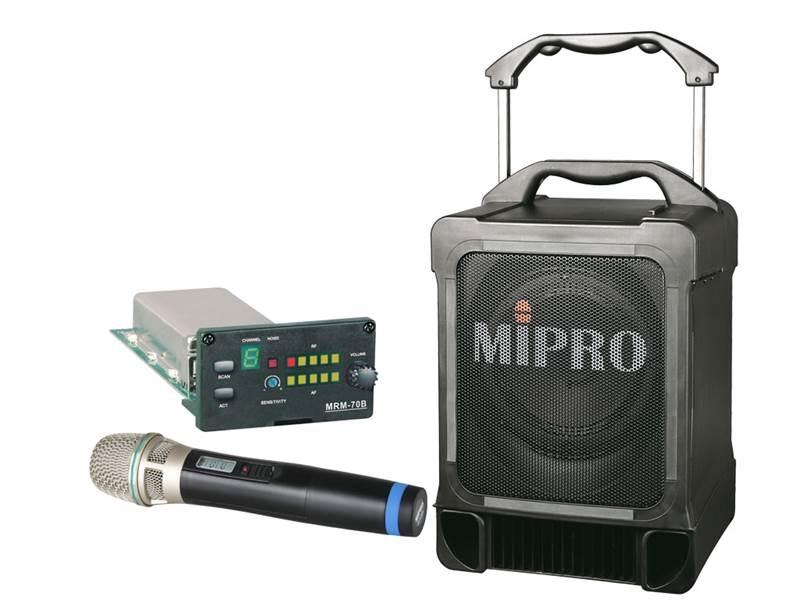 MIPRO MA-707 Set 1