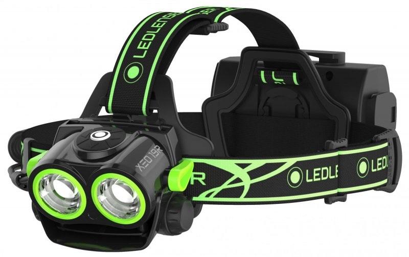 Led Lenser XEO 19R Zelená, KUFR