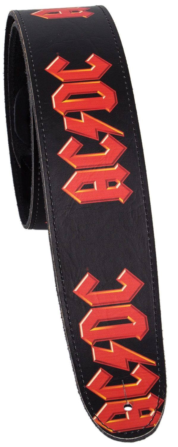 Perri's Leathers 6024 AC/DC Leather