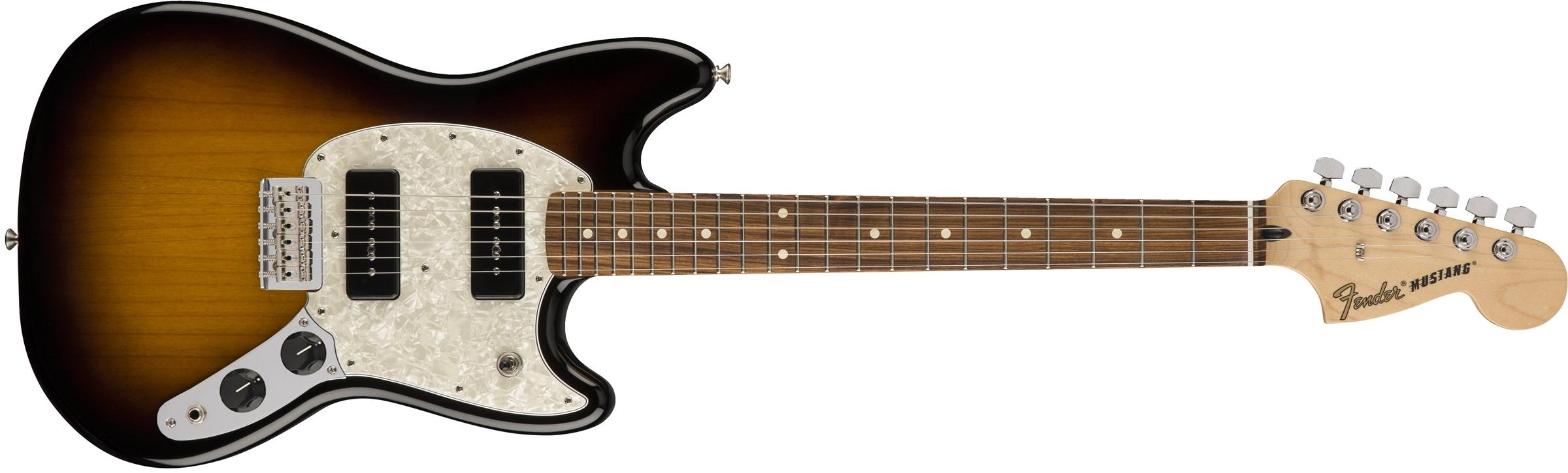 Fender Mustang 90 PF 2CS