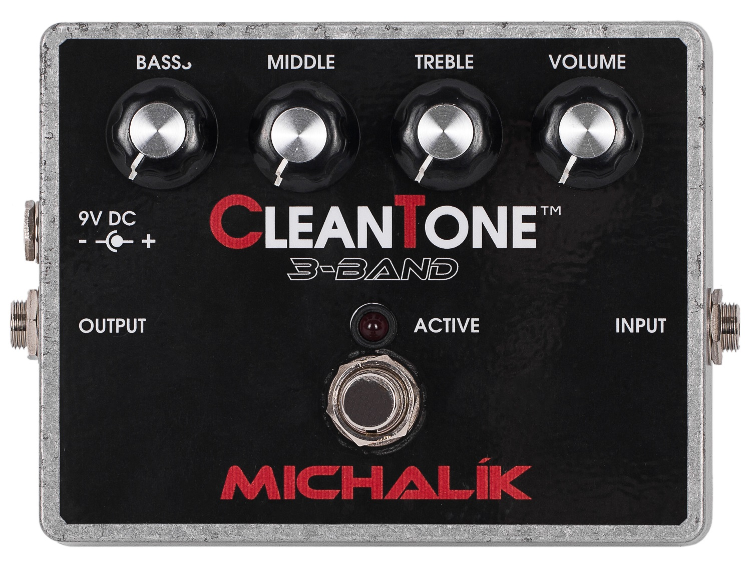 Michalík Clean Tone 3 Band
