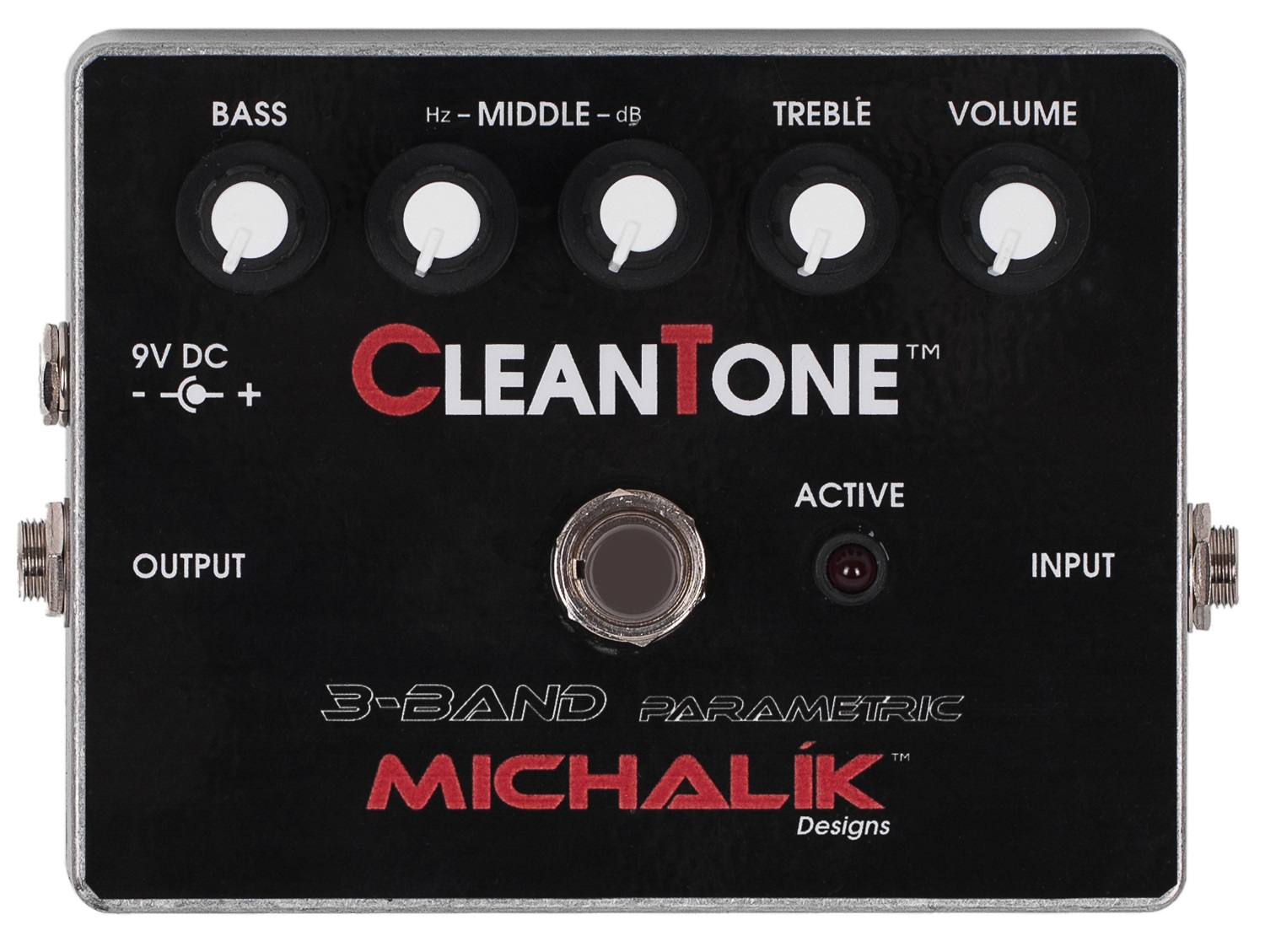 Michalík Clean Tone 3 Band Parametric