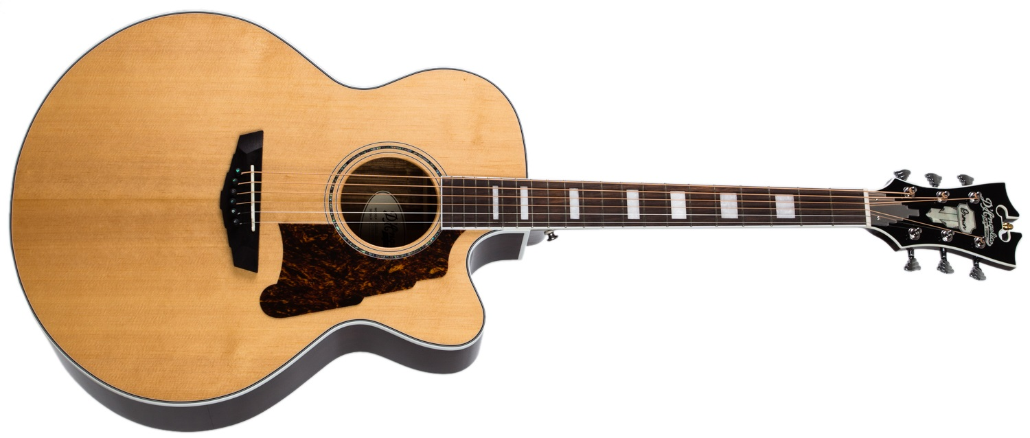 D'Angelico Premier Madison Natural