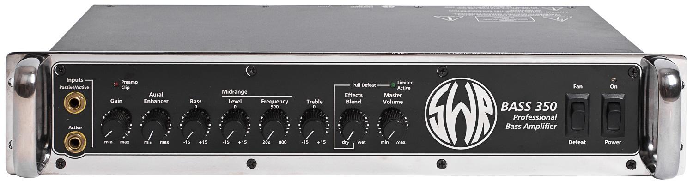 SWR Bass 350 (Chrome version)