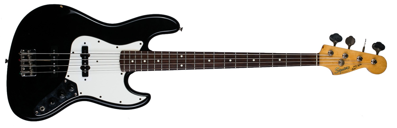 Fender Squier 1985 Jazz Bass Japan