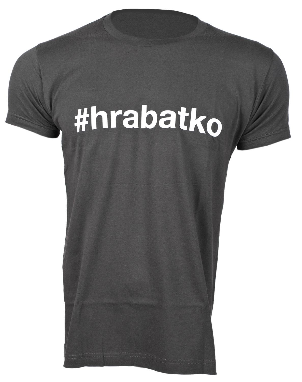 Kytary.cz Tričko Hrabátko M šedé