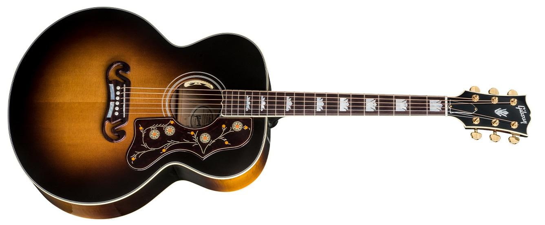 Gibson SJ-200 VS 2018