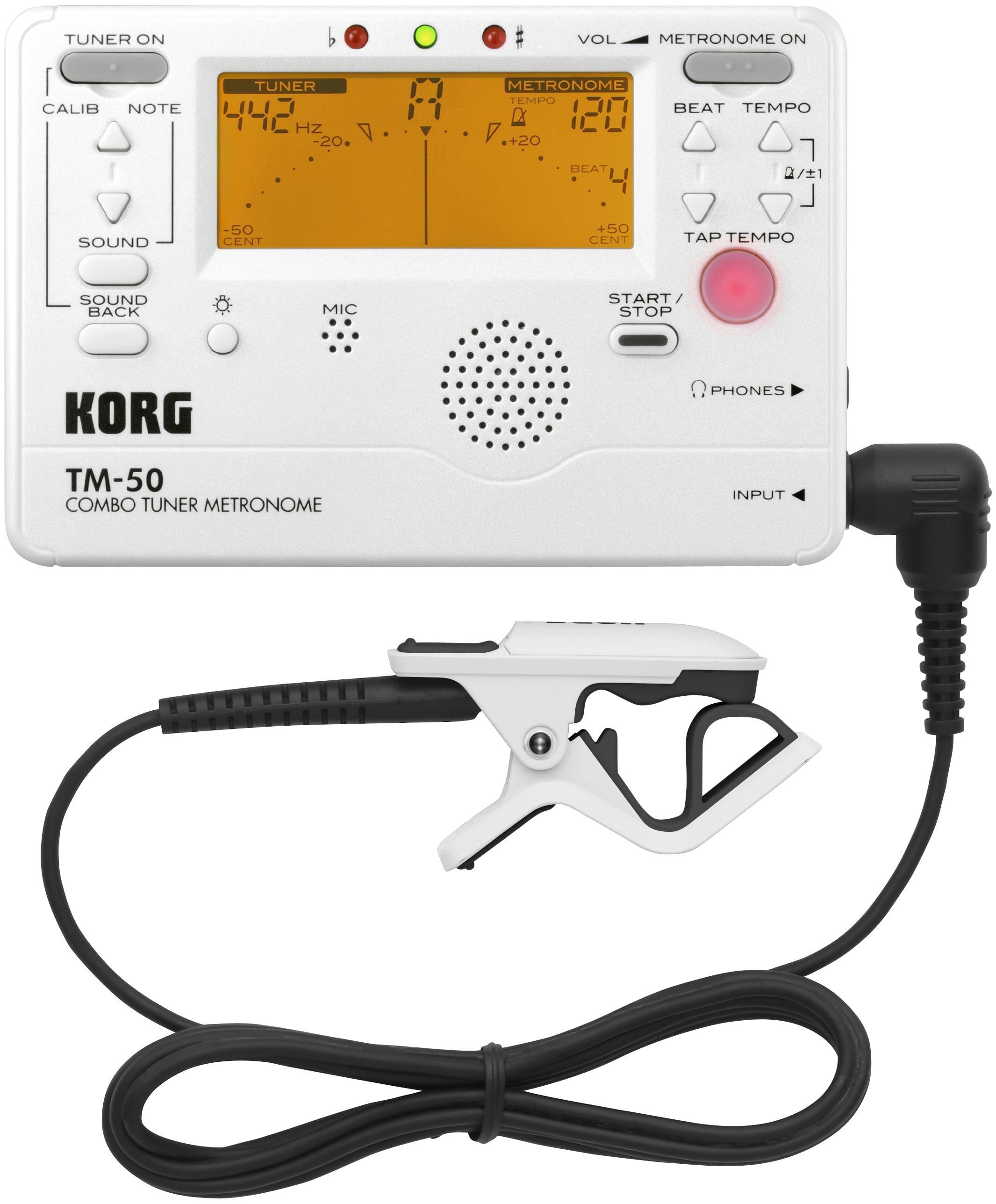Korg TM-50C PW