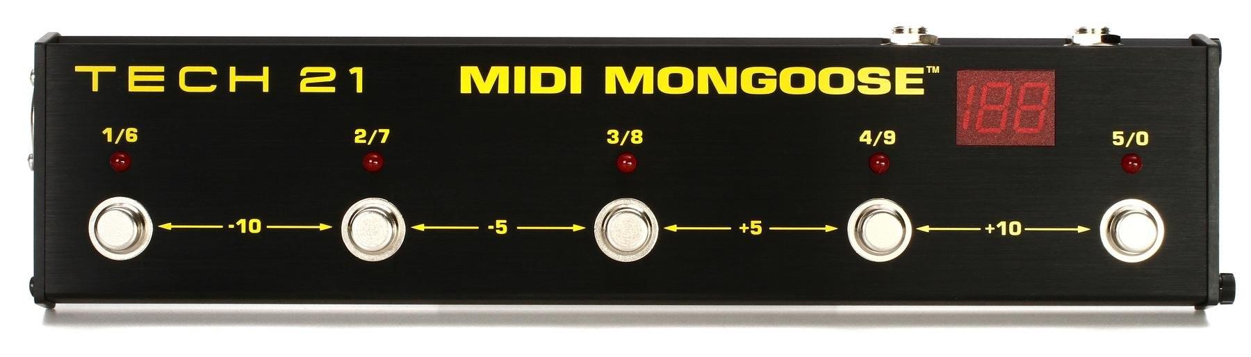 TECH21 MIDI Mongoose