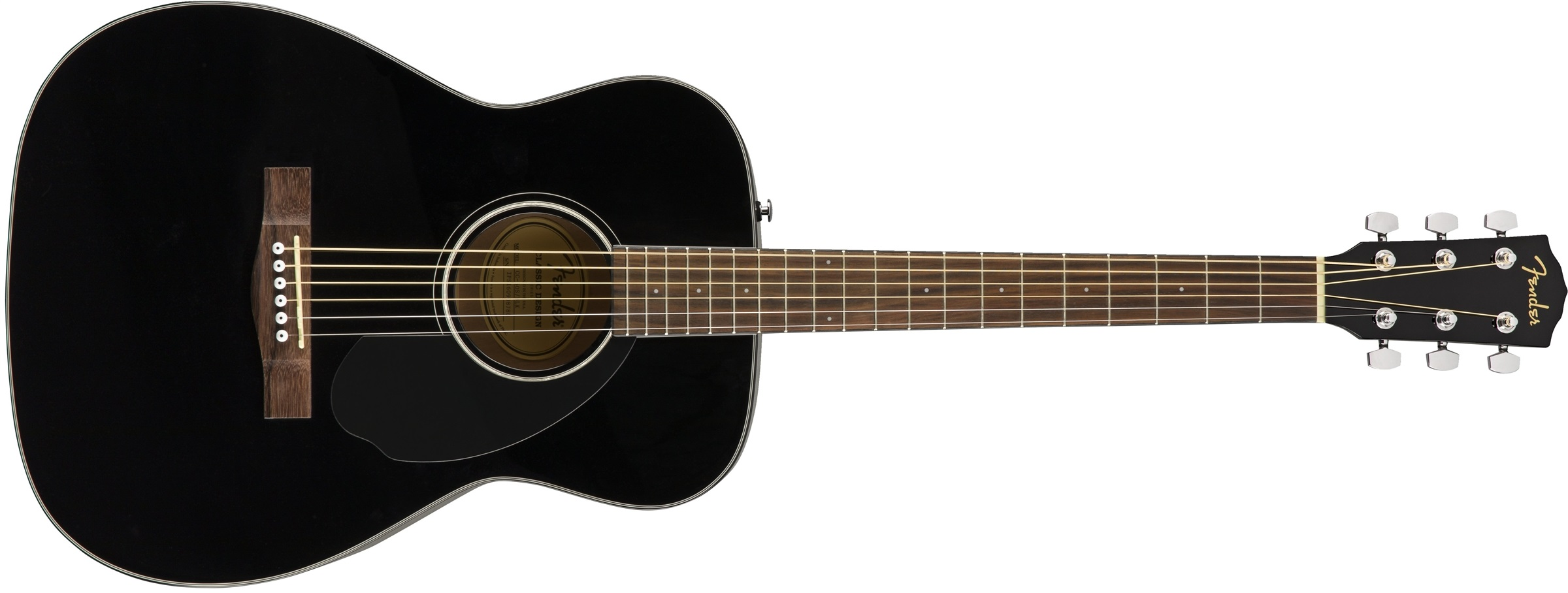Fender CC-60S Concert Pack BK