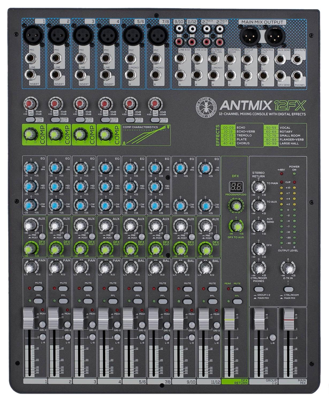 Ant ANTMIX 12FX