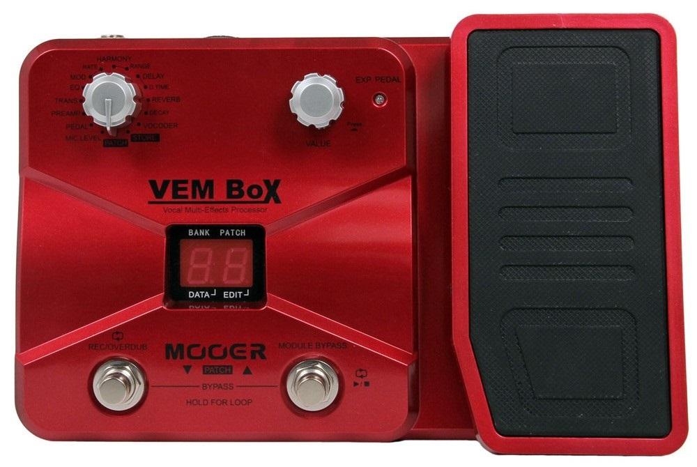 Fotografie Mooer VEM Box