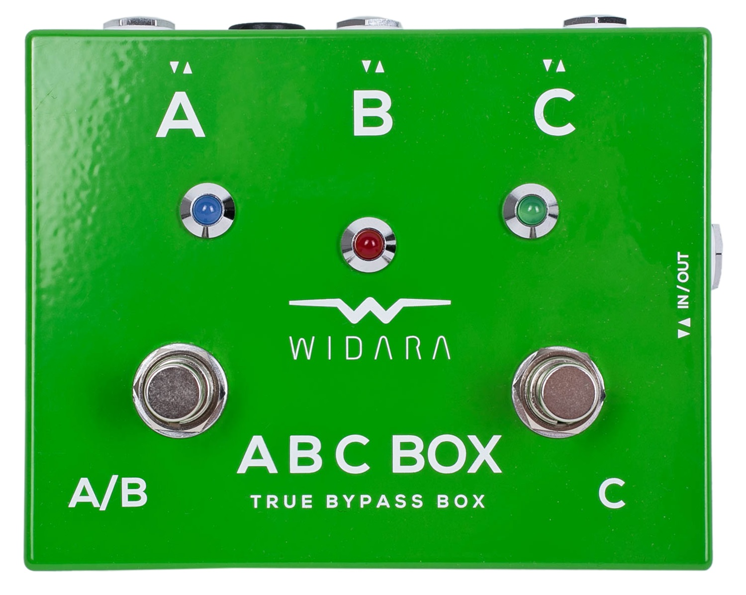 Widara ABC Box Green