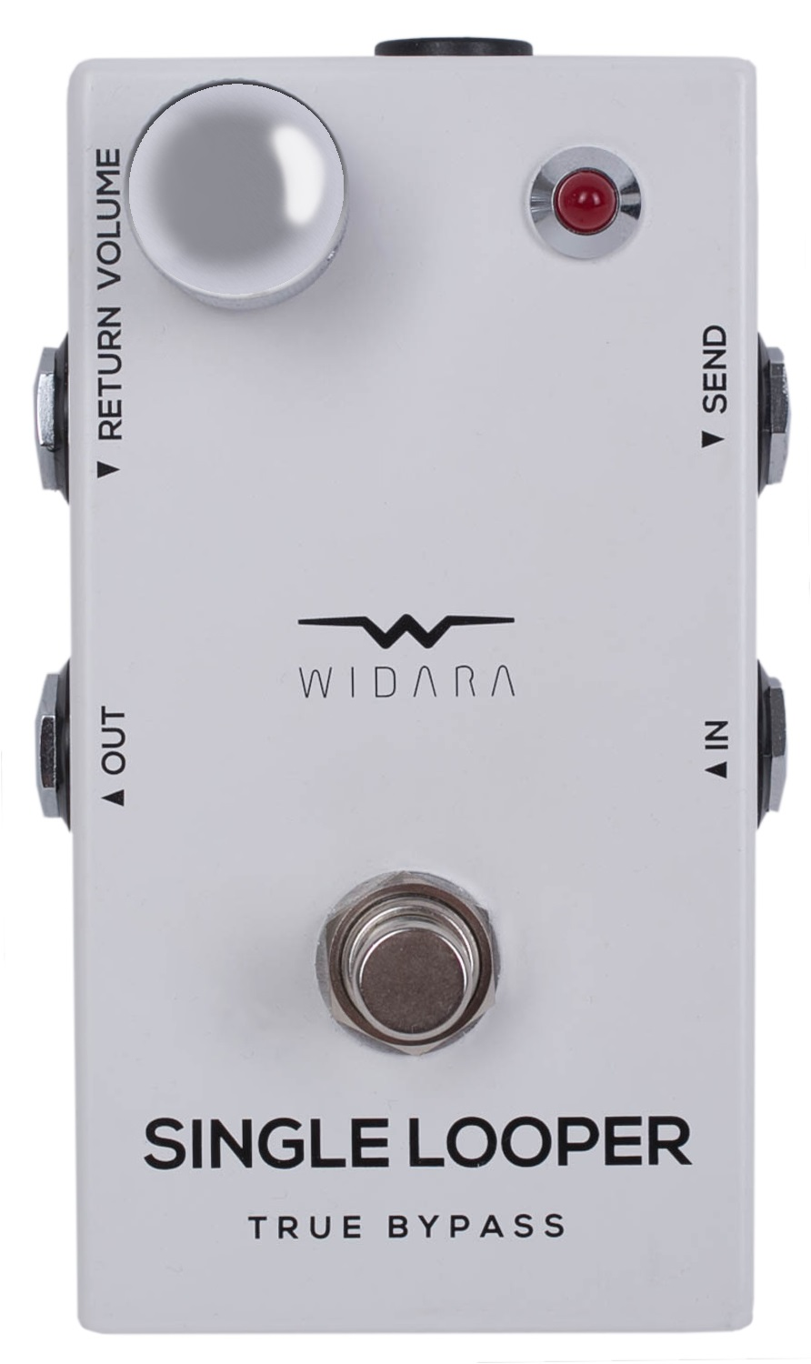 Widara Single Looper Return Volume White