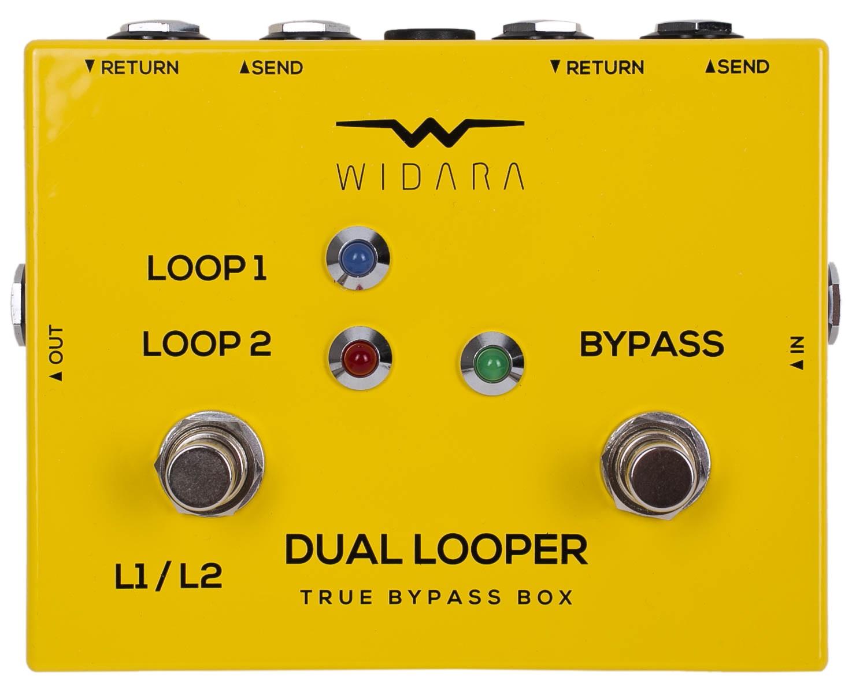 Widara Dual Looper Changer Yellow
