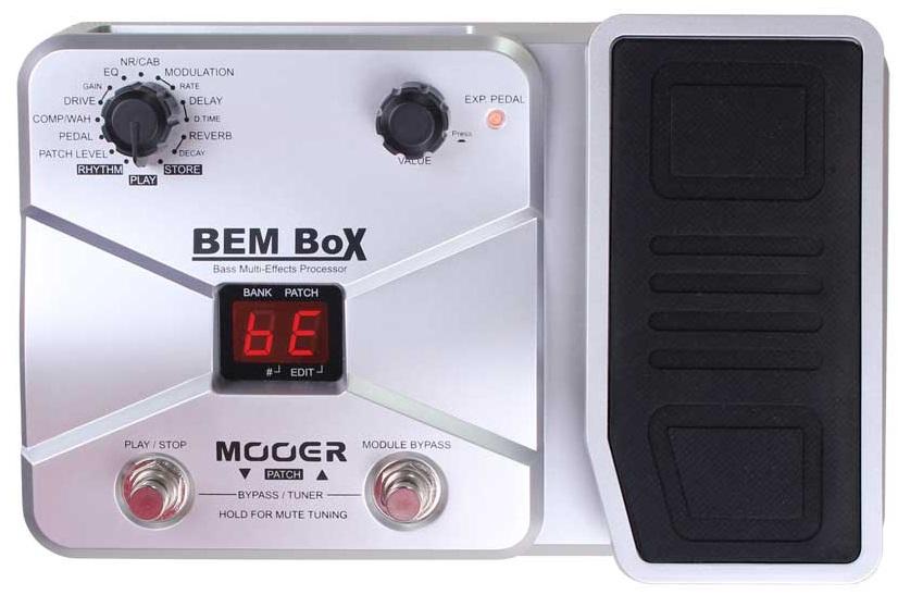 Fotografie Mooer BEM Box