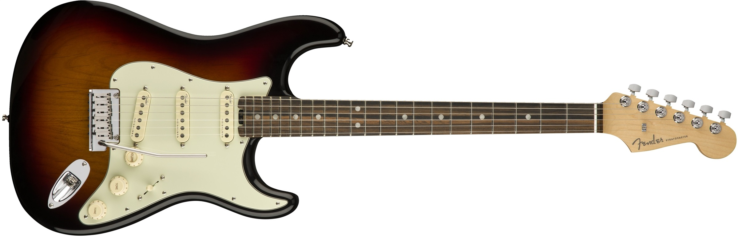 Fender American Elite Stratocaster EB 3TSB