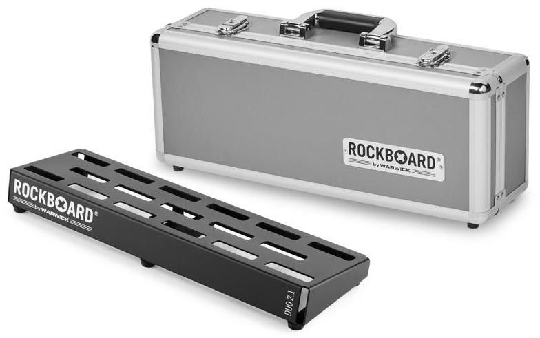 Fotografie Rockboard DUO 2.1 with Flight Case