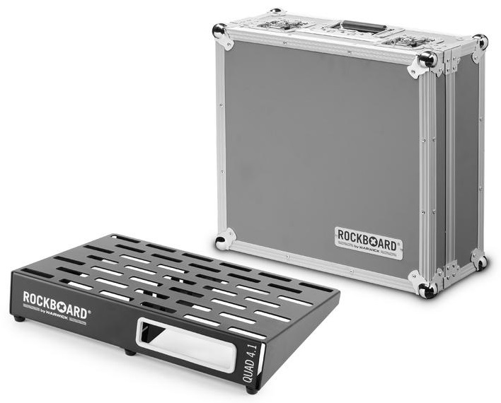 Fotografie Rockboard QUAD 4.1 with Flight Case