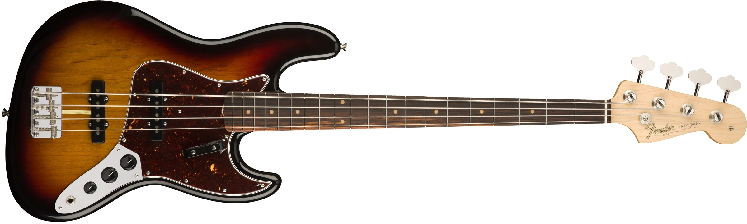 Fender American Original 60s Jazz Bass RW 3TSB